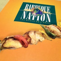 Photo taken at Barbeque Nation by Arun A. on 10/23/2012