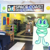 Photo taken at Space Coast Geocaching Store by Dale S. on 9/15/2013