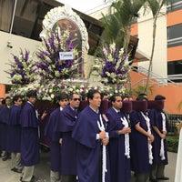 Photo taken at Colegio San Ignacio de Recalde by Lili D. on 10/6/2017