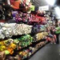 Photo taken at Mood Designer Fabrics by Orlando D. on 9/6/2013