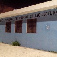 Foto scattata a Parque de la Biblioteca da Brianda R. il 1/18/2014