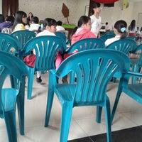 Photo taken at Sinar Dharma School by Shintya R. on 6/13/2013