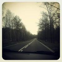 Photo taken at Rembelszczyzna by Daga G. on 12/3/2013