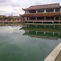 Photo taken at Friendship Park (Taman Sahabat) (馬中公園) by UchieKham on 9/7/2013