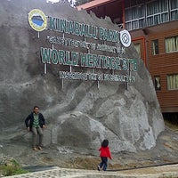 Photo taken at Kinabalu Park by UchieKham on 8/11/2013
