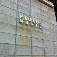 Photo taken at Fluxus by Jin H. on 6/28/2013