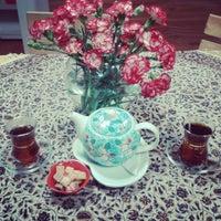Photo taken at Aftab Café | کافه کتاب آفتاب by Fereşte on 3/31/2015