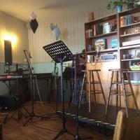Das Foto wurde bei Café Helmholtz von Angela B. am 5/21/2016 aufgenommen