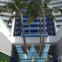 Photo taken at W Fort Lauderdale by Tilo G. on 5/7/2013