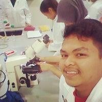 Photo taken at Food Microbiology Lab 14B UniKl MICET by Jajam1094 on 2/11/2014