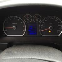 Photo taken at SVM Сервис (KIA, Hyundai) by Nikolay R. on 7/19/2016