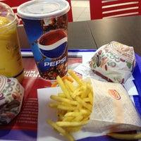 Снимок сделан в Burger King пользователем DeNchiK K. 7/26/2013