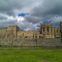 Photo taken at Raby Castle by Łukasz S. on 7/25/2013