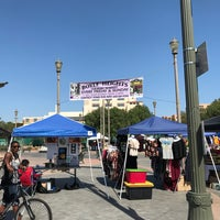 Photo taken at Mariachi Plaza by Dale M. on 10/8/2017