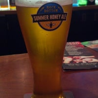Photo taken at Rock Bottom Restaurant & Brewery by Jim M. on 7/17/2013