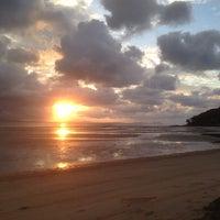 Photo taken at Phi Phi Island Village Beach Resort & Spa by Reginald G. on 8/25/2013