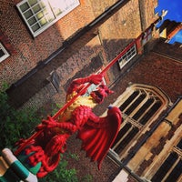 Photo taken at Hampton Court Palace Gardens by GreGory I. on 8/25/2015