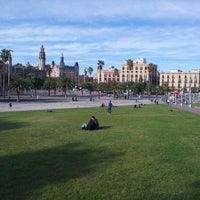 Photo taken at La Cara de Barcelona by kuklinv on 11/5/2012