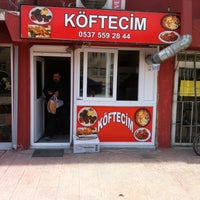 Photo taken at Köftecim by Glcn B. on 4/16/2014