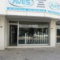 Photo taken at AVES Dalgıç Motor Pompa LTD. ŞTİ. by Ali I. on 6/27/2013