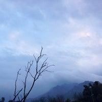 Photo taken at 월출산 by jessieTHEjazz on 2/1/2014