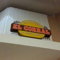 9/8/2013 tarihinde Jose Fernando P.ziyaretçi tarafından El Corral'de çekilen fotoğraf