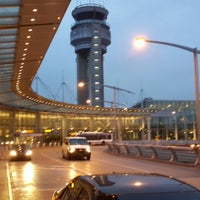 Photo taken at Montréal–Pierre Elliott Trudeau International Airport (YUL) by Jose Fernando P. on 6/24/2013