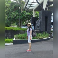 Photo taken at Gadjah Mada UC Hotel & Convention by Fadilla A. on 12/31/2015