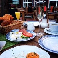 Photo taken at Hotel Nordwind by Tobimann on 8/28/2014
