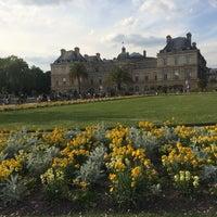 Foto tomada en Grand Bassin du Jardin du Luxembourg por Patrícia R. el 5/3/2018