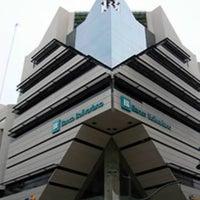 Photo taken at Banco Bolivariano MATRIZ by Alex M. on 6/8/2013