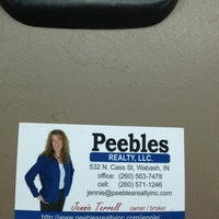 Photo taken at Peebles Realty by ET on 7/29/2013