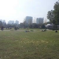 Photo taken at 武汉大学图书馆 by KX W. on 11/30/2013