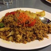 Photo taken at Five Star Thai Cuisine by Sri Nivas C. on 9/14/2014