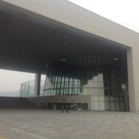 Photo taken at National Museum of Korea by KIHWAN S. on 1/30/2013