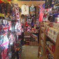 Photo taken at Британские сувениры / British Souvenirs by Anton I. on 3/10/2014