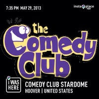 Photo taken at Comedy Club Stardome by Michael L P. on 5/30/2013