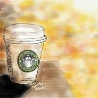 9/3/2013 tarihinde Neslihan Ö.ziyaretçi tarafından Starbucks'de çekilen fotoğraf