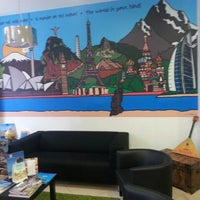Photo taken at Viajes Rai by Loreto S. on 3/31/2014