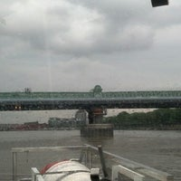 Photo taken at Putney Wharf by Ember on 6/28/2013