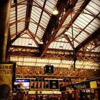 Photo taken at Charing Cross Railway Station (CHX) by 崴泥驴 on 7/16/2013