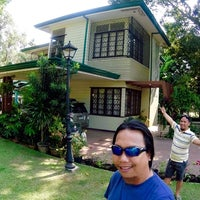 Photo taken at Macapagal Ancestral House by Roelle S. on 3/25/2016