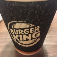 Photo taken at Burger King by Kattie F. on 11/23/2017