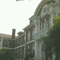 Photo taken at University Of New Haven - Maxcy Hall by Donglin L. on 6/21/2013