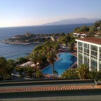 10/16/2013 tarihinde ebru c.ziyaretçi tarafından Pine Bay Holiday Resort'de çekilen fotoğraf