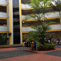 Photo taken at Pontifícia Universidade Católica de Goiás (PUC Goiás) by João I. on 12/19/2012