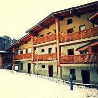 Снимок сделан в Welna Eco Spa Resort пользователем Taya B. 3/2/2014