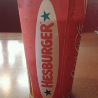 Photo taken at Hesburger by Leevi O. on 6/11/2013