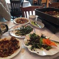 Photo taken at Hunan Kitchen Of Grand Sichuan by John N. on 4/25/2015