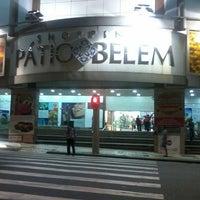 Photo taken at Shopping Pátio Belém by Roy S. on 6/14/2013